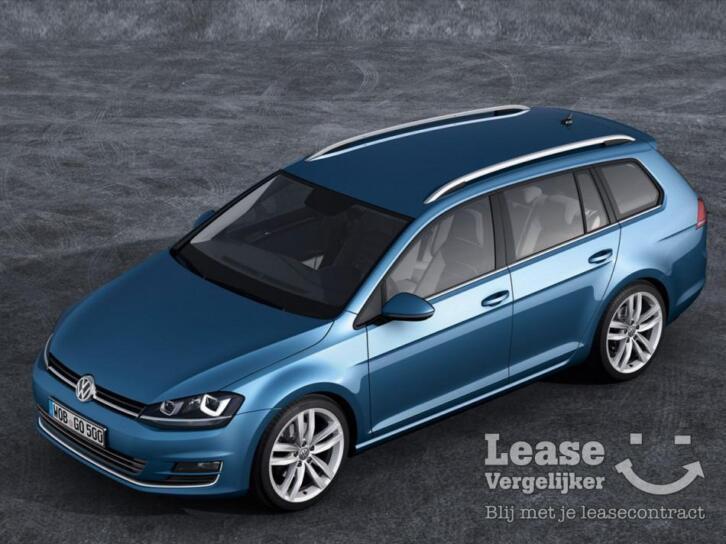 Private Lease Volkswagen Golf Variant Volkswagen Marktplaats Nl