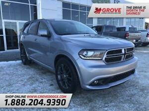 2017 Dodge Durango R/T| Leather| Sunroof| Remote Start| AWD