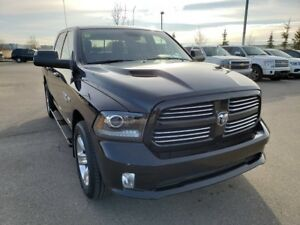 2017 Ram 1500 Sport| Leather| Heated Seats| Remote Start| UConne