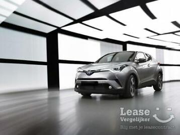 Private Lease | Toyota C-HR