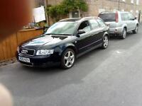 Audi a4 TDI sport estate b6