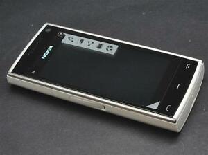 BRAND NEW NOKIA X6-00 16GB - 5MP CAMERA - WHITE - GPS - UNLOCKED