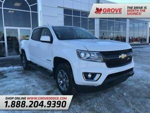 2018 Chevrolet Colorado 4WD Z71| Low KM| Remote Start