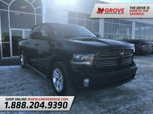 2014 Ram 1500 Sport| Leather| Sunroof| Remote Start| 4X4