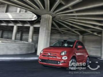 Private Lease | Fiat 500C