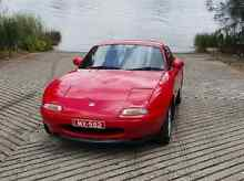 1996 Mazda MX-5 Convertible Hammondville Liverpool Area Preview
