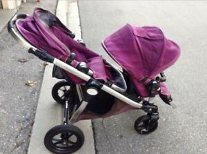 Citi select double stroller