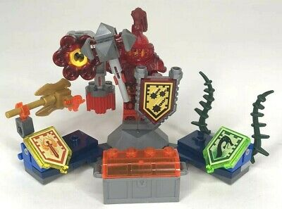 LEGO Ultimate Macy Nexo Knights 70331 Complete Excellent Condition EUC
