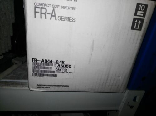 1pc New Mitsubishi  Fr-a044-0.4k