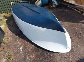 12FT Tod Boat