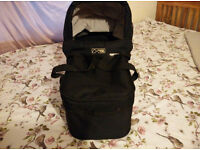 Mountain buggy , carrycot
