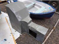 RIB Boat Jockey Seat / Console