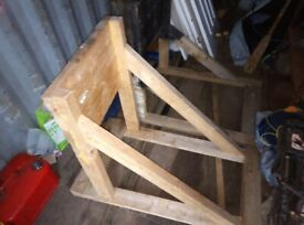 Outboard Engine Stand (Heavy Duty)