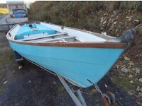 18FT 10 Fishing Boat