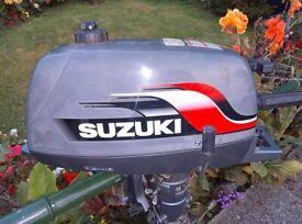 Suzuki 4HP Outboard Spares Repairs