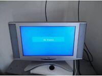 Flat screen tv 16 inch