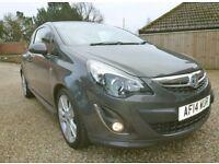 2014 Vauxhall Corsa 1.3 CDTI Sxi Nav, 14000 miles, FSH, HPI clear