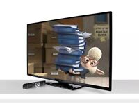 *FREE DELIVERY = 32 HITACHI (32HYT46U) TV LED = LIKE NEW STYLISH TELEVISION FREEVIEW