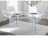 Designer Glass Dinning Table