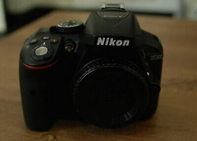 Nikon D D5300 24.2MP DSLR Digital Camera - Black Body only