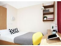 STUDENT ROOMS TO RENT IN BIRMINGHAM. ENSUITE WITH PRIVATE BATHROOM, PRIVATE ROOM AND SHARED KITCHEN
