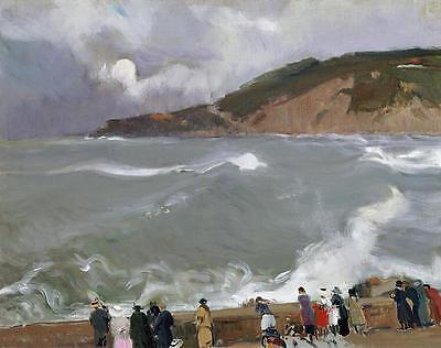 Ölbilder Ölgemälde Gemälde  Joaquín Sorolla 65x51cm