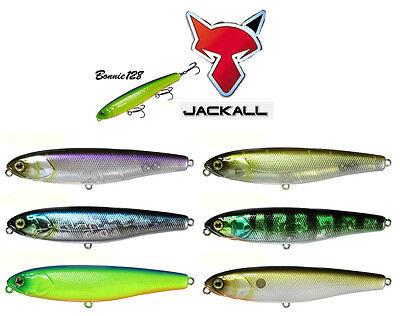 Jackall Bonnie 128 Topwater Lure Various Colors