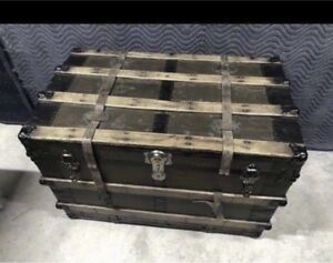 Rustic-Looking Trunk/Chest
