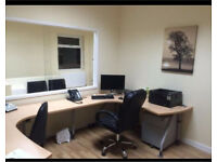 Modern offices, close to city centre, parking