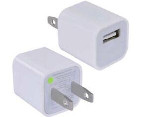 Apple USB wall adapter chargers