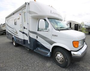 2007 FOREST RIVER LEXINGTON 255DS