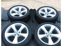 "BMW X6 BMW X5 B20L259 wheels 20"""