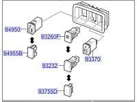 Hyundai i30 Rheostat Assy 949502R9004X
