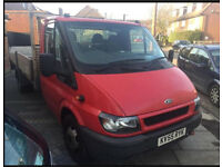 2005 Ford Transit Pick Up + MOT + Excellent condition