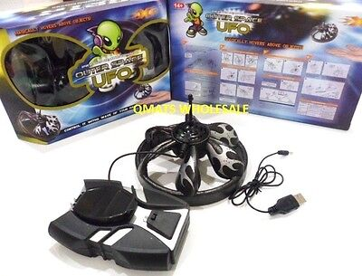 Flying Gyroscope Infrared Remote Control Helicopter UFO 5.5