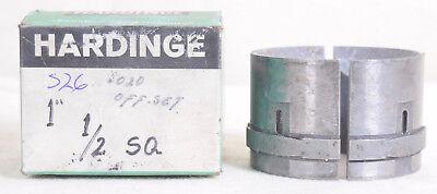 Hardinge S26 Steel Pad 1 12 .020 Off Set Square Collet