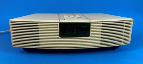 BOSE WAVE MUSIC SYSTEM AWR1-1W tested