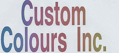 Custom Colours, Inc.