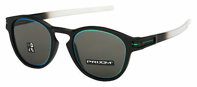 Oakley Latch Sunglasses OO9265-3453 Matte Black Fade | Prizm Grey | Borderline