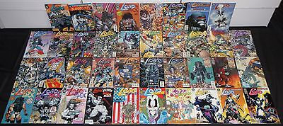 DC Copper to Modern LOBO TITLES 38pc High Grade Comic Lot Superman