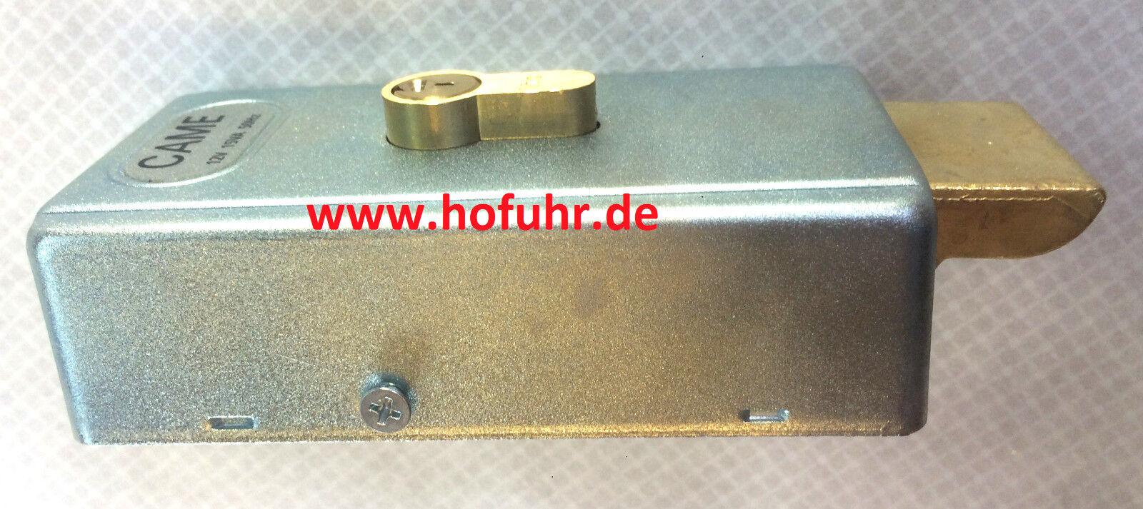 Came Elektroschloss 12v, 15va, Acdc, Verriegelung Tor, Lock 81