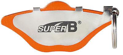 Alineador SUPER B Pastillas Pinzas de Freno Hidraulico y Mecanico Bicicleta 3728