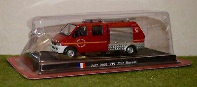 DEL PRADO FIRE ENGINES OF THE WORLD 1:57 2002 VP FIAT DUCATO