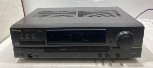 * Technics SA-EX140 AV Control Stereo Receiver, Excellent