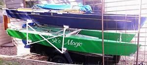 2 x Arrow catamarans including trailer Rosebud Mornington Peninsula Preview