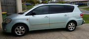 Toyota Avensis verso ultima 7 seater people mover  Marsden Logan Area Preview