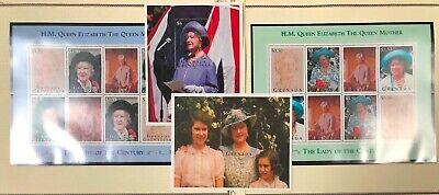 Grenada QE II 95th Birthday Issue 1995 MNH