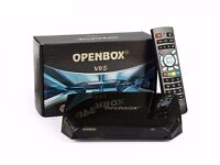OPENBOX ** v9s 2016 model with 12 month package(((£95)))