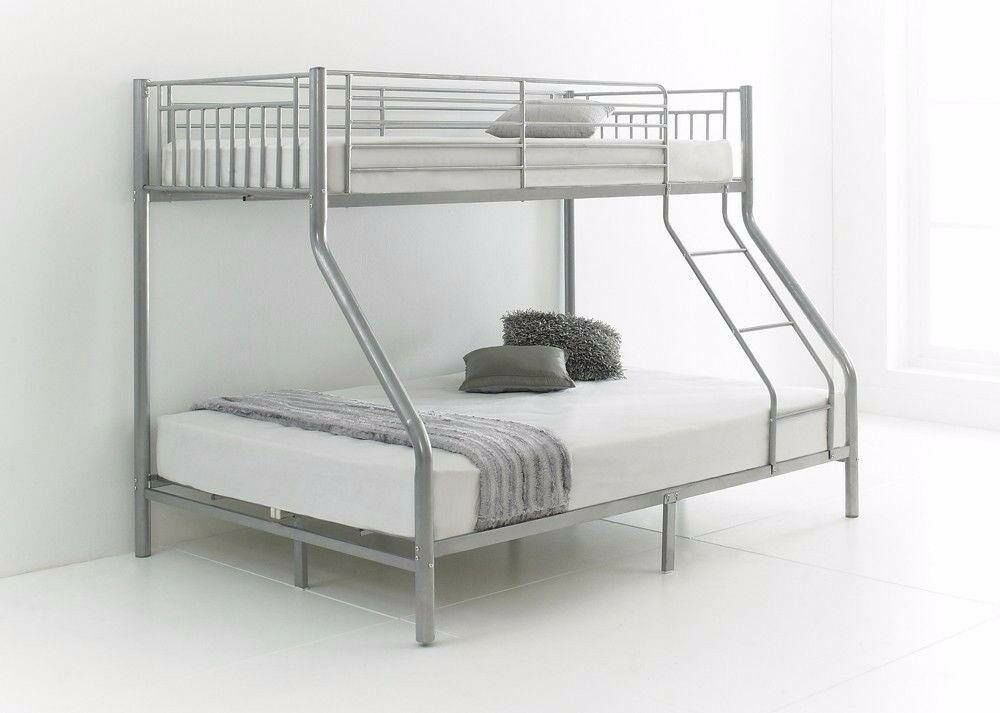 Triple Metal Bunk Bed Used Unassembled In South Shields Tyne