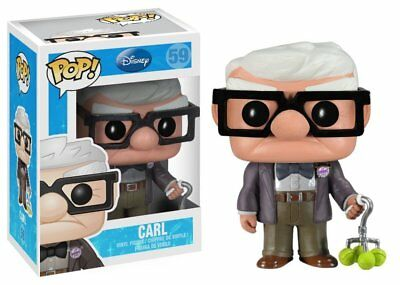 Funko Pop Disney Series 5 Pixar Up Carl Vinyl Action Figure Collectible Toy 3204